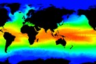 Computer modeling provides policymakers with essential information on such data as global sea surface temperatures related to specific currents.