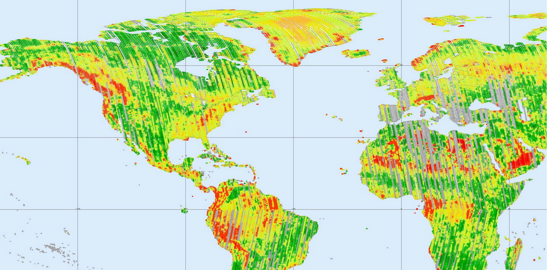 Mapping The Earth In D KurzweilAI - Elevation map google earth
