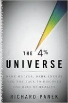 The 4% Universe book cover