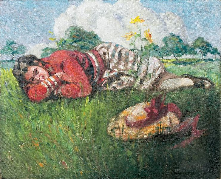 Daydreaming_in_the_Fields