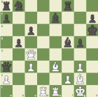AlphaZero vs. Stockfish chess program | Round 1 (credit: Chess.com)