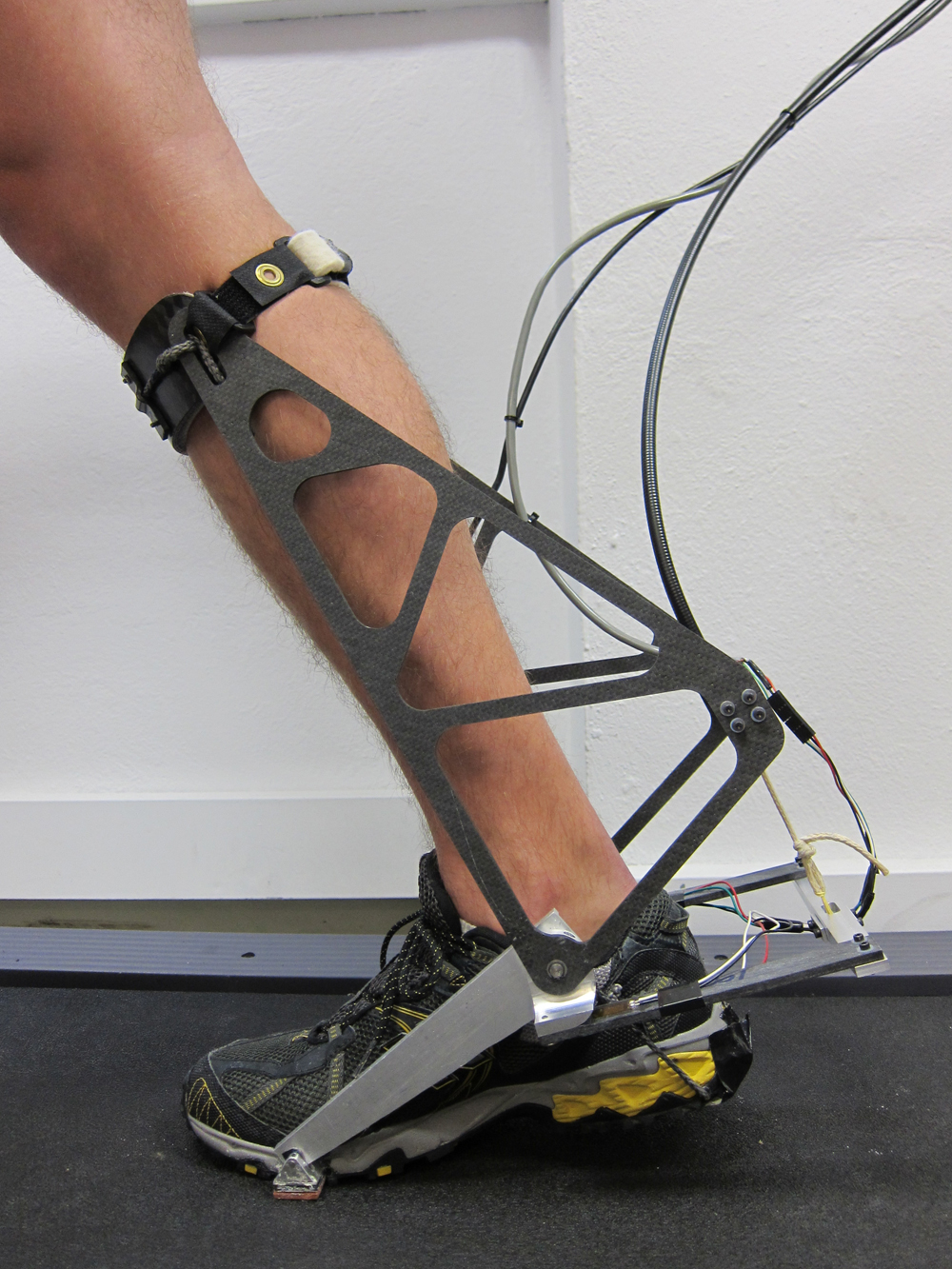 Ankle robot simulator