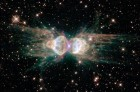 A celestial object called the Ant Nebula may shed new light on the future demise of our Sun (credit: NASA JPL)