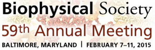 Biophysical society thematic meeting professionals