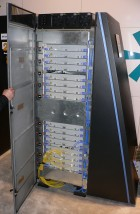 BlueGeneL supercomputer cabinet