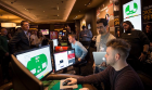 """Brains vs Artificial Intelligence"" competition at the Rivers Casino in Pittsburgh (credit: Carnegie Mellon University)"