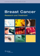 Breast Cancer Research and Treatment cover