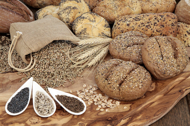 Cereal Plant, 7-Grain Bread,Wholegrain Food (credit iStock)