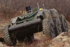 Crusher unmanned ground combat vehicle (credit: National Robotics Engineering Center of Carnegie Mellon University)