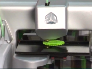 Cube 3D printer by Cubify