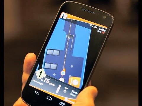 Data fusion Movea transforms sensors into indoor navigation