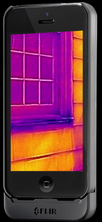 First personal thermal-imaging device for consumers   Kurzweil