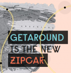 Getaround is the new Zipcar small