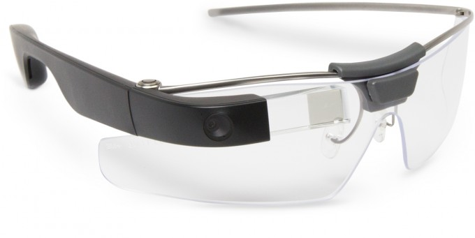 Glass Enterprise Edition, a hands-free device for hands-on workers, from Alphabet's X (credit: X)