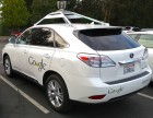 A Lexus RX450h retrofitted by Google for its driverless car fleet (credit: Steve Jurvetson/CC)