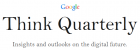 Google Think Quarterly logo