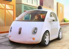 Self-driving car concept (credit: Google)