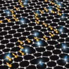 Controlling magnetic clouds in graphene.
