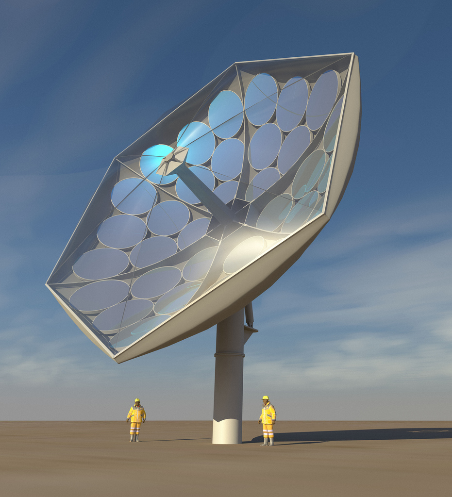 Harnessing the energy of 2,000 suns | KurzweilAI