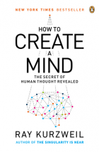 How to Create a Mind book cover as bestseller