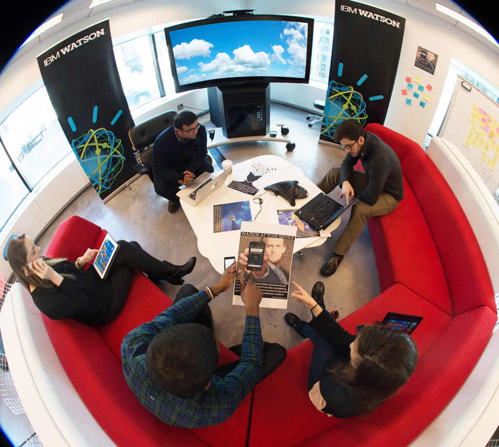 IBM Watson Group Unveils Cloud-Delivered Watson Services