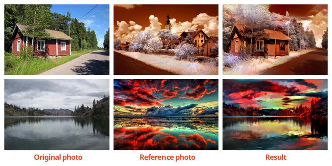 New research from Computing and Information Science and Adobe may add another creative option to image editing software. (credit: Cornell University)
