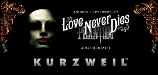 Kurzweil in Phantom of the Opera