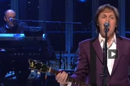 Play Hulu Video Paul McCartney