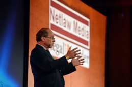 Netlaw Media | Charles Christian interviews Ray Kurzweil on Netlaw Media at LawTech Futures 2013 | KurzweilAI