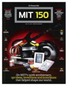MIT 150 Boston Globe issue