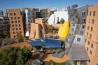 MIT's Stata Center, which houses the Computer Science and Artificial Intelligence Laboratory (credit: MIT)