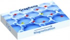 Graphene is a one-atom thick sheet of carbon atoms arranged in a hexagonal lattice. UC Riverside physicists have found a way to induce magnetism in graphene while also preserving graphene's electronic properties. (credit: Shi Lab, UC Riverside)