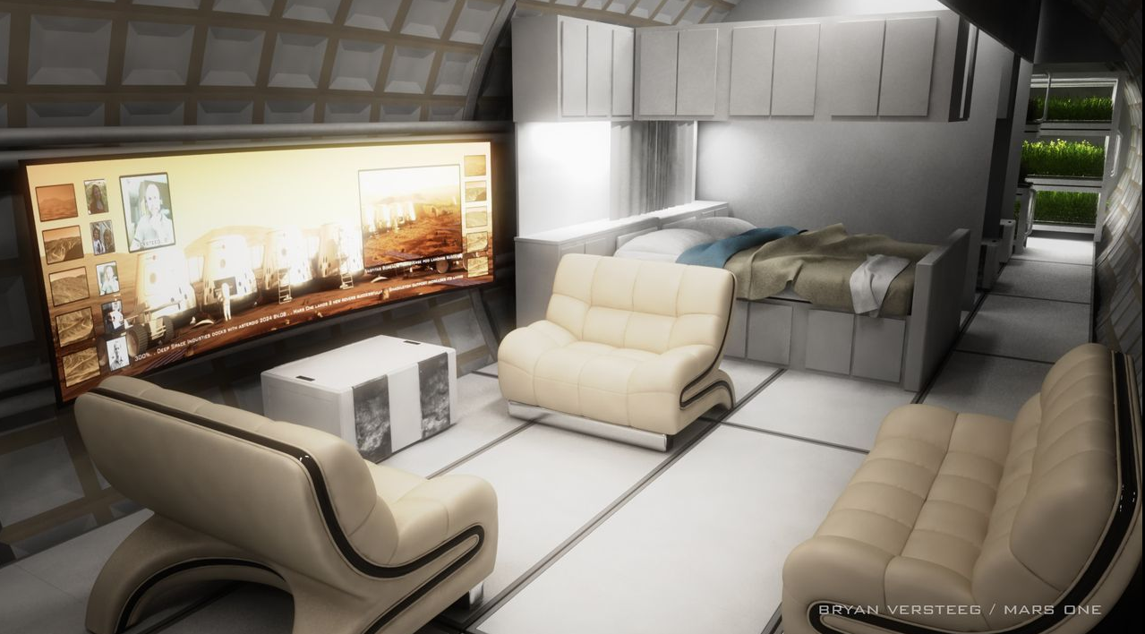 Mars One Starts Search For The First Humans On Mars In 2023 on Co Op City Floor Plans 1 Bedroom