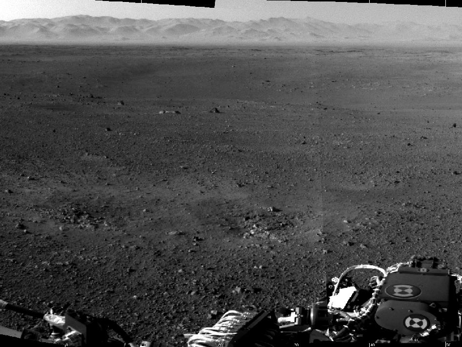 mars rover first photo - photo #10