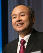 Masayoshi Son (credit: Softbank Group)