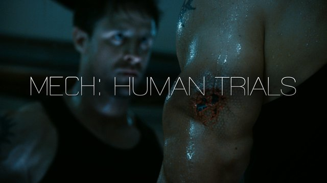 Mech Human Trials - film poster