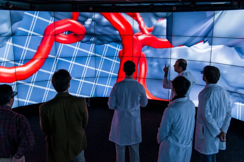 the use of virtual reality technology in the medical field