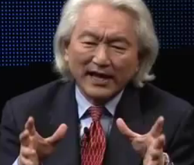 Michio Kaku at SAP event