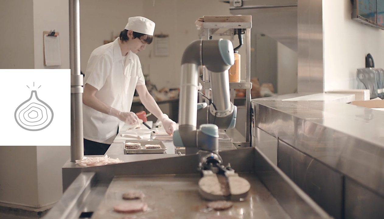 Miso robotics new age of robots working in the kitchen for Robot cuisine chef