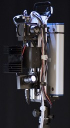 Motion Contrast 3D prototype scanner