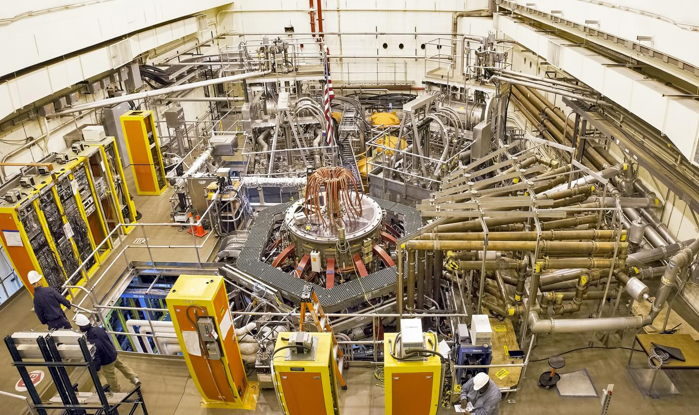 'Star in a jar' could lead to limitless fusion energy