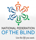 National Federation of the Blind - logo
