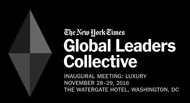 New York Times - Global Leaders Collective - A1