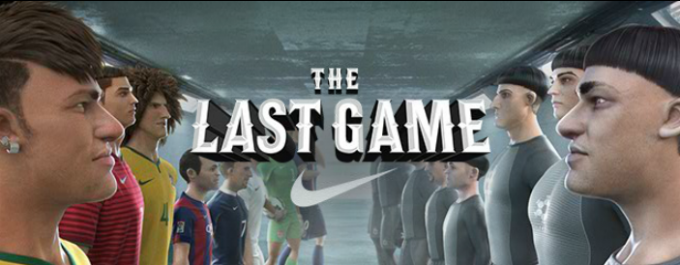 Nike The Last Game film poster