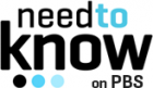 PBS need to know logo