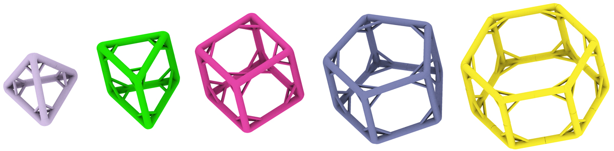 Polyhedra-color