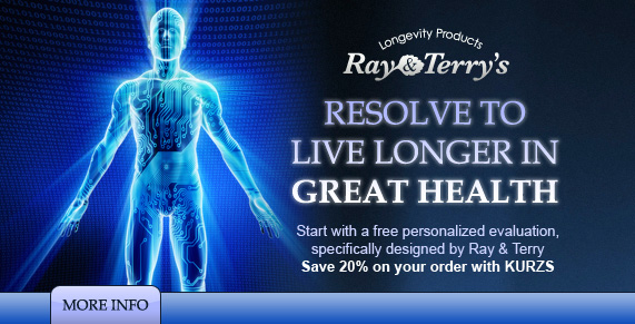 Resolve to Live Longer in Great Health.