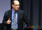 Ray Kurzweil at Google Authors series