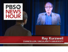 Ray Kurzweil interview with Paul Solman on PBS Newshour