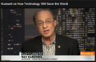 Ray Kurzweil with Pimm Fox on Bloomberg TV